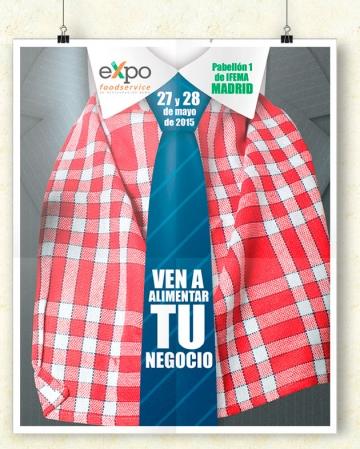 Expofood Madrid 27 y 28 de mayo